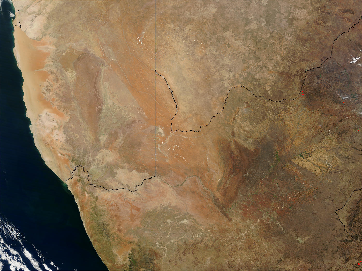 Southern Africa - related image preview