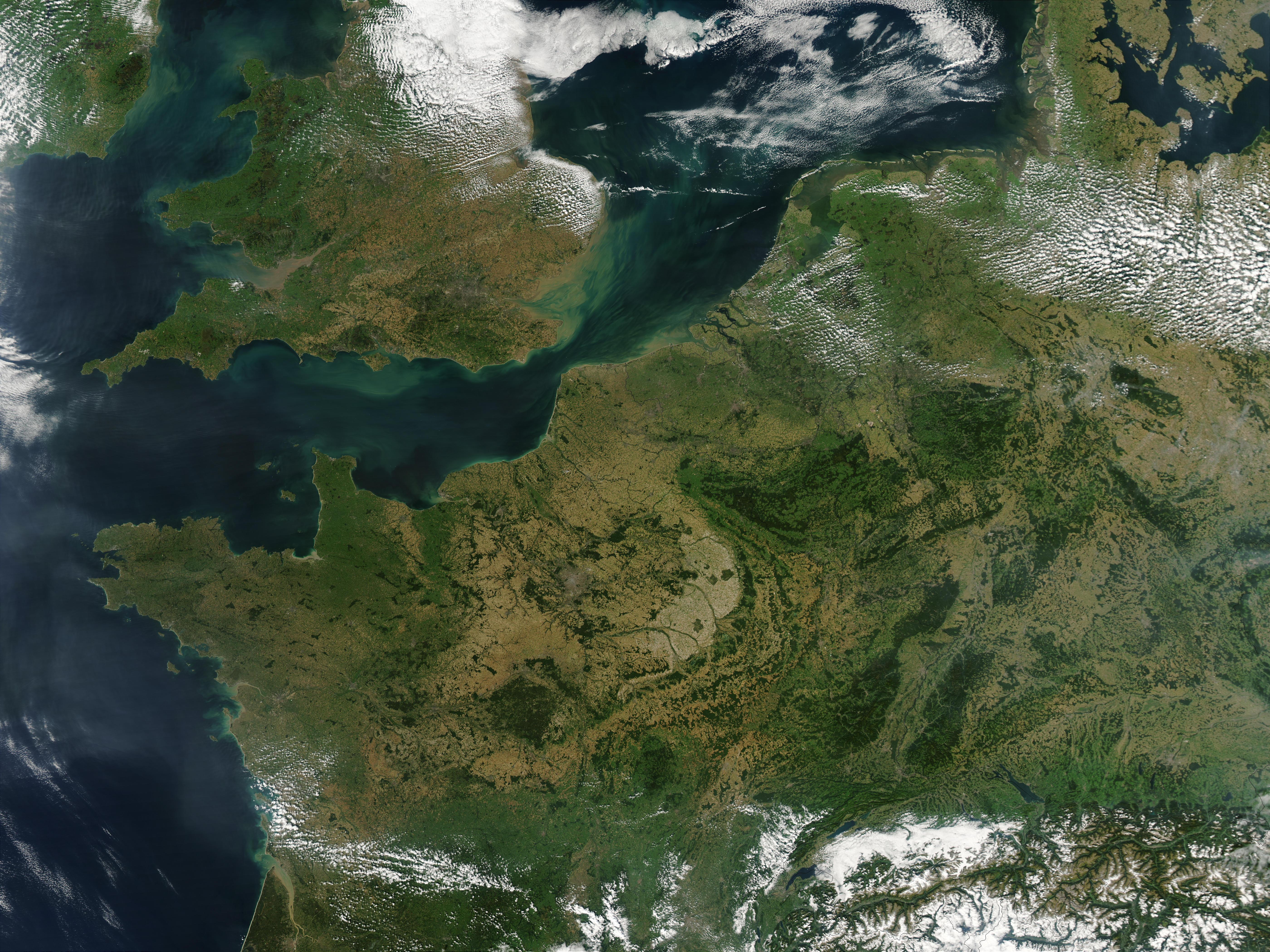 nasa visible earth northwestern europe