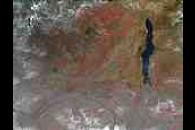 Fires in Zambia