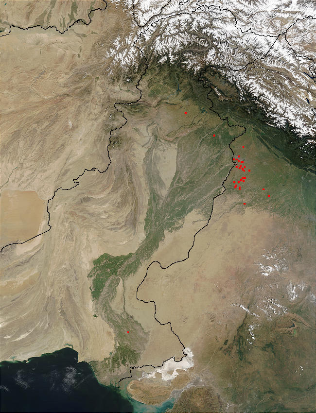 Indus River, Pakistan - related image preview