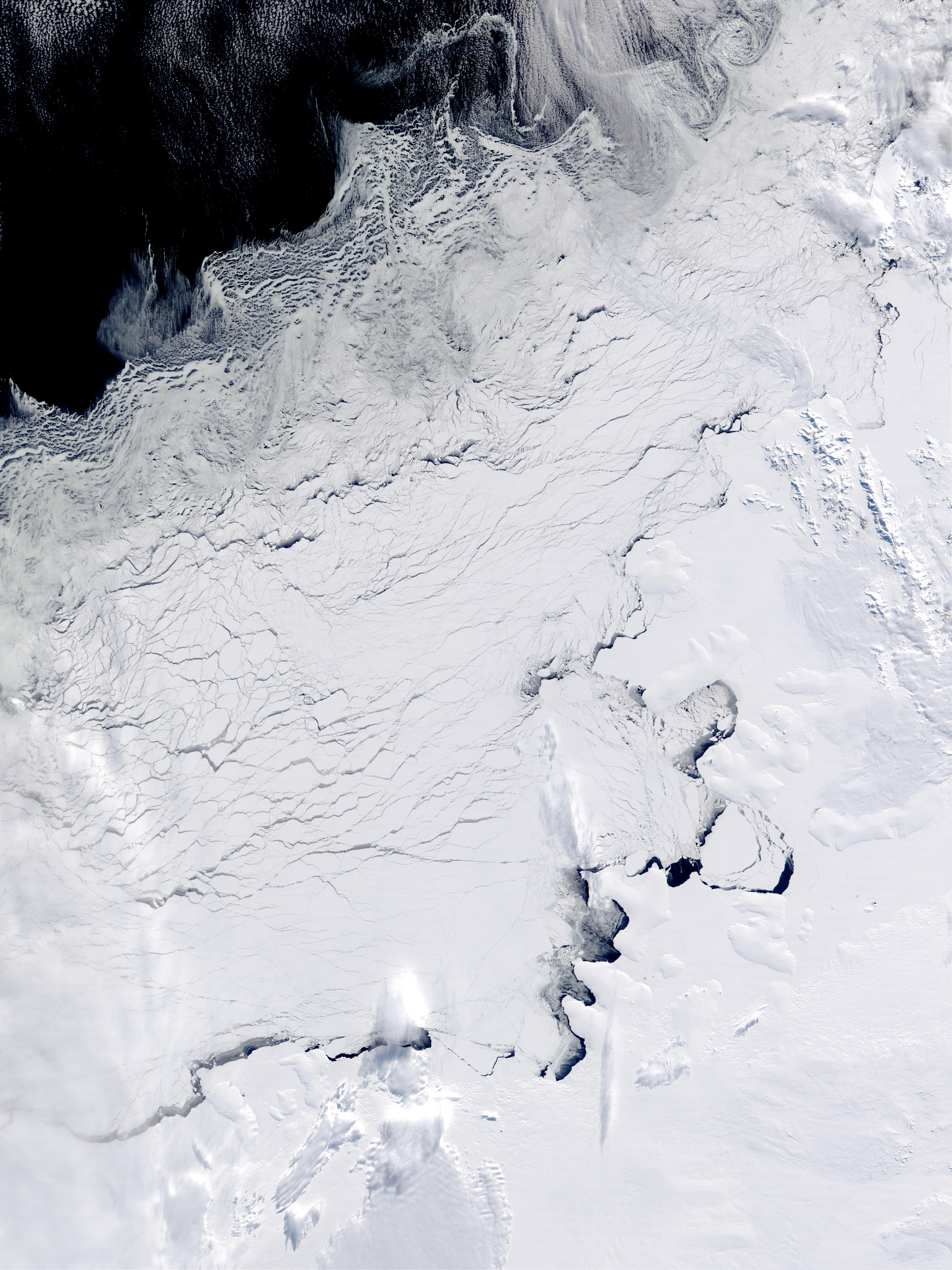 Bellingshausen Sea, Antarctica - related image preview