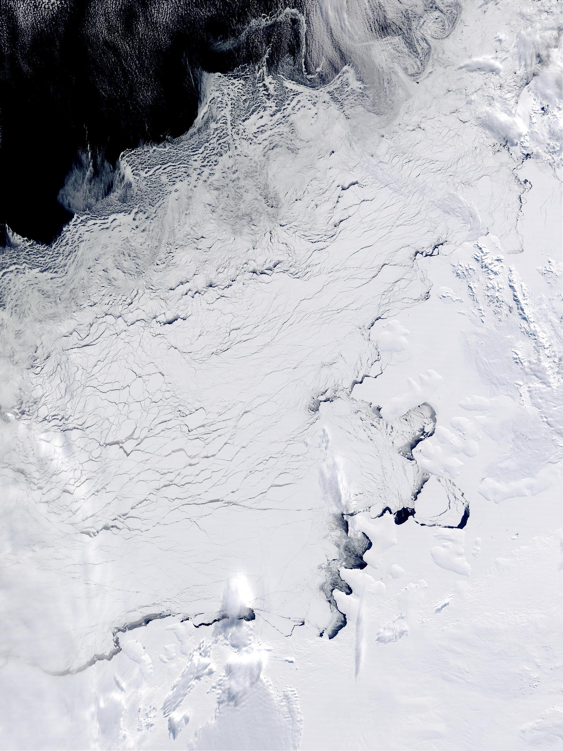 Bellingshausen Sea, Antarctica - related image preview