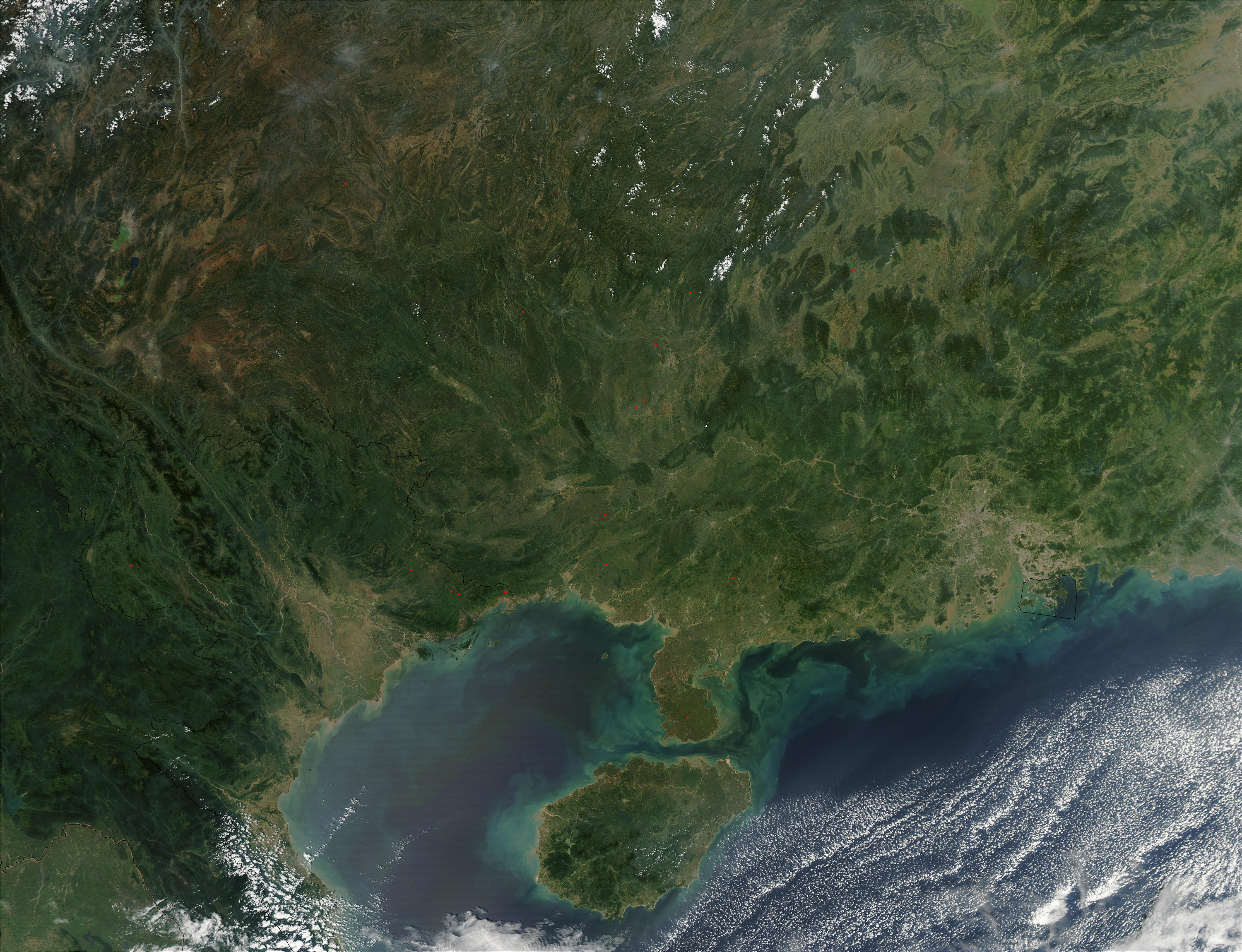Southern China - related image preview