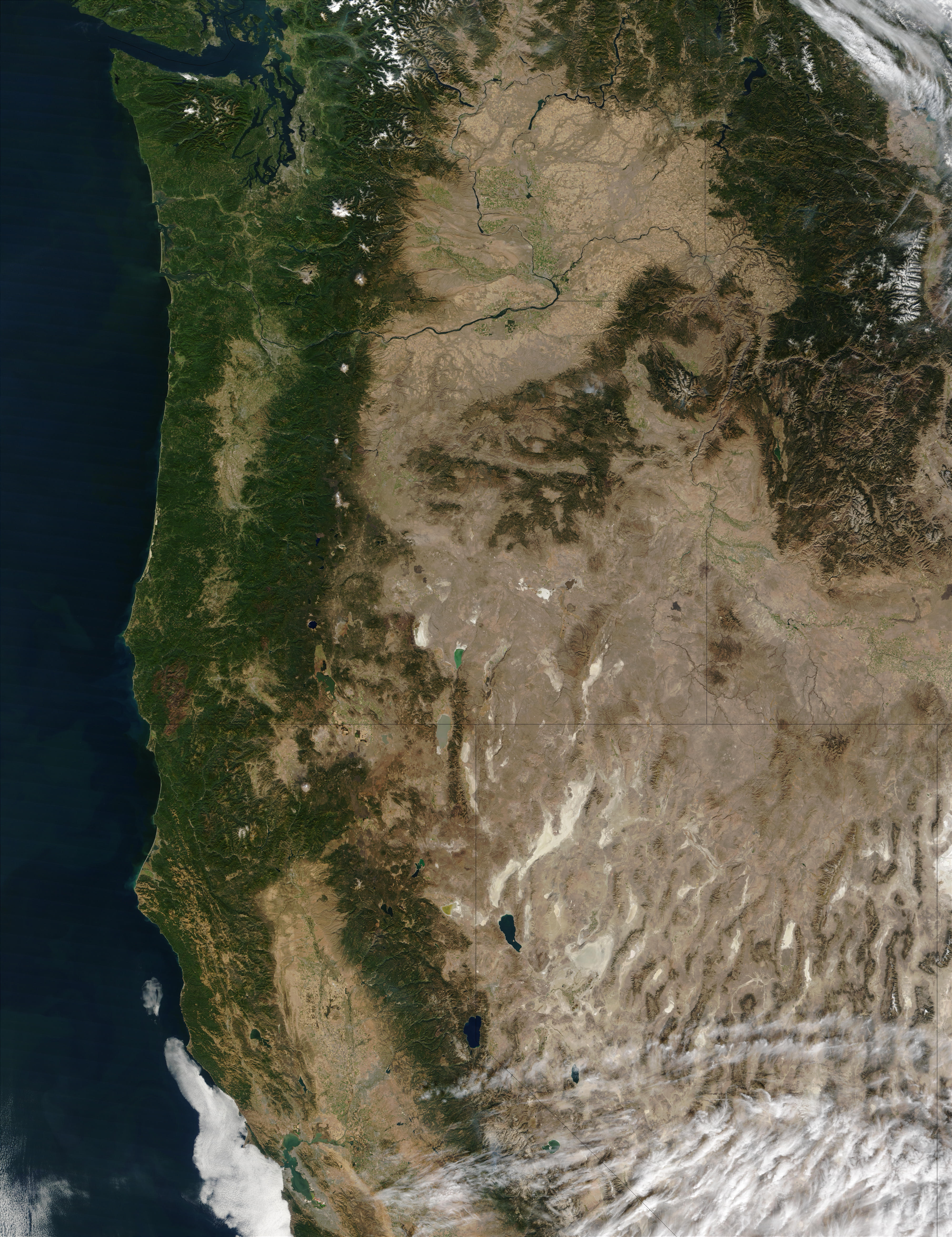 United States West Coast - related image preview