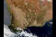 Fires in Southwest Australia