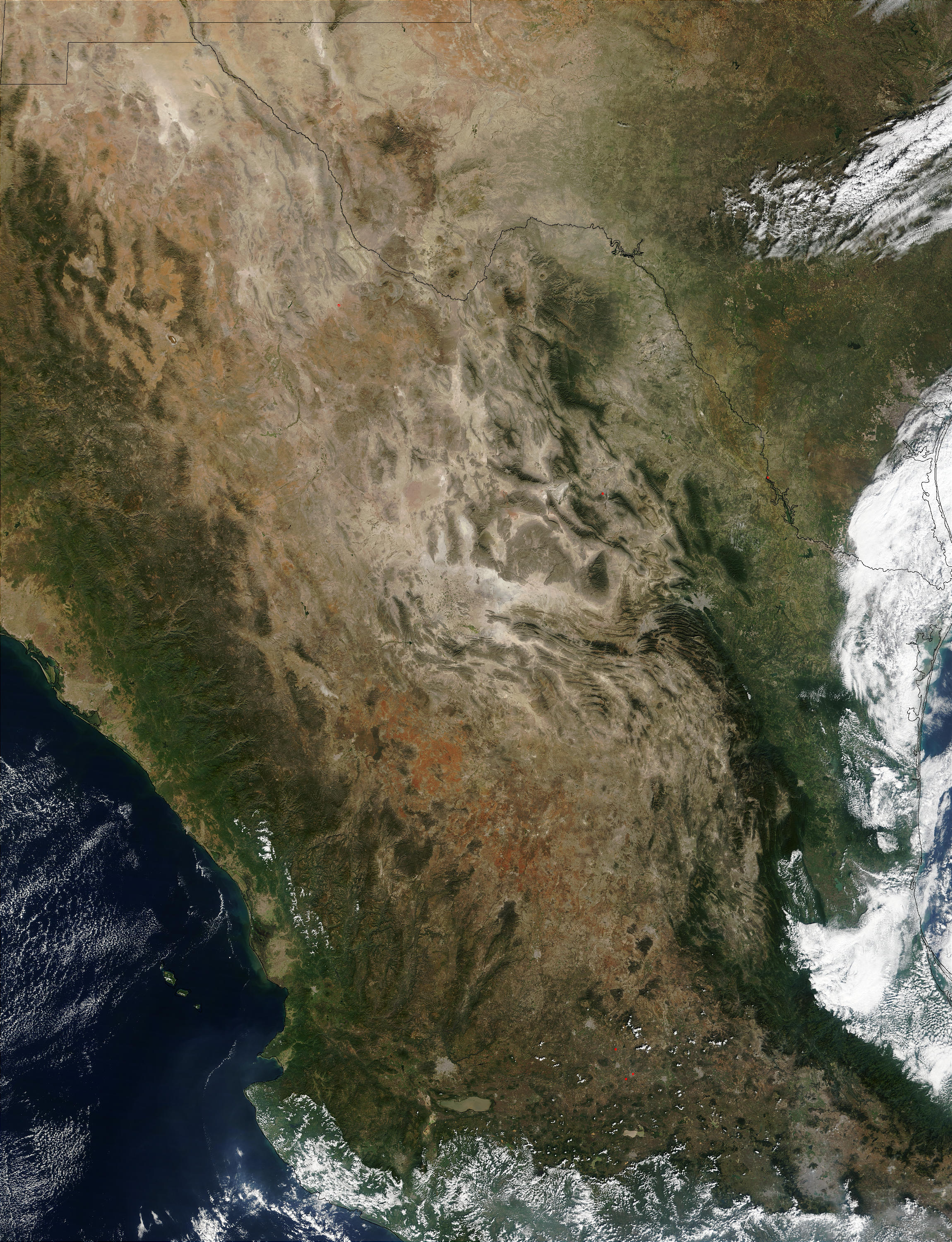 Northern Mexico - related image preview