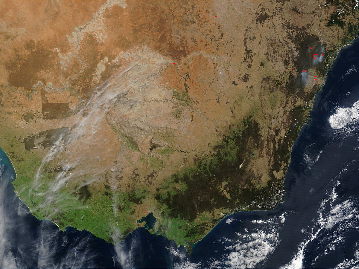 Southeast Australia - related image preview