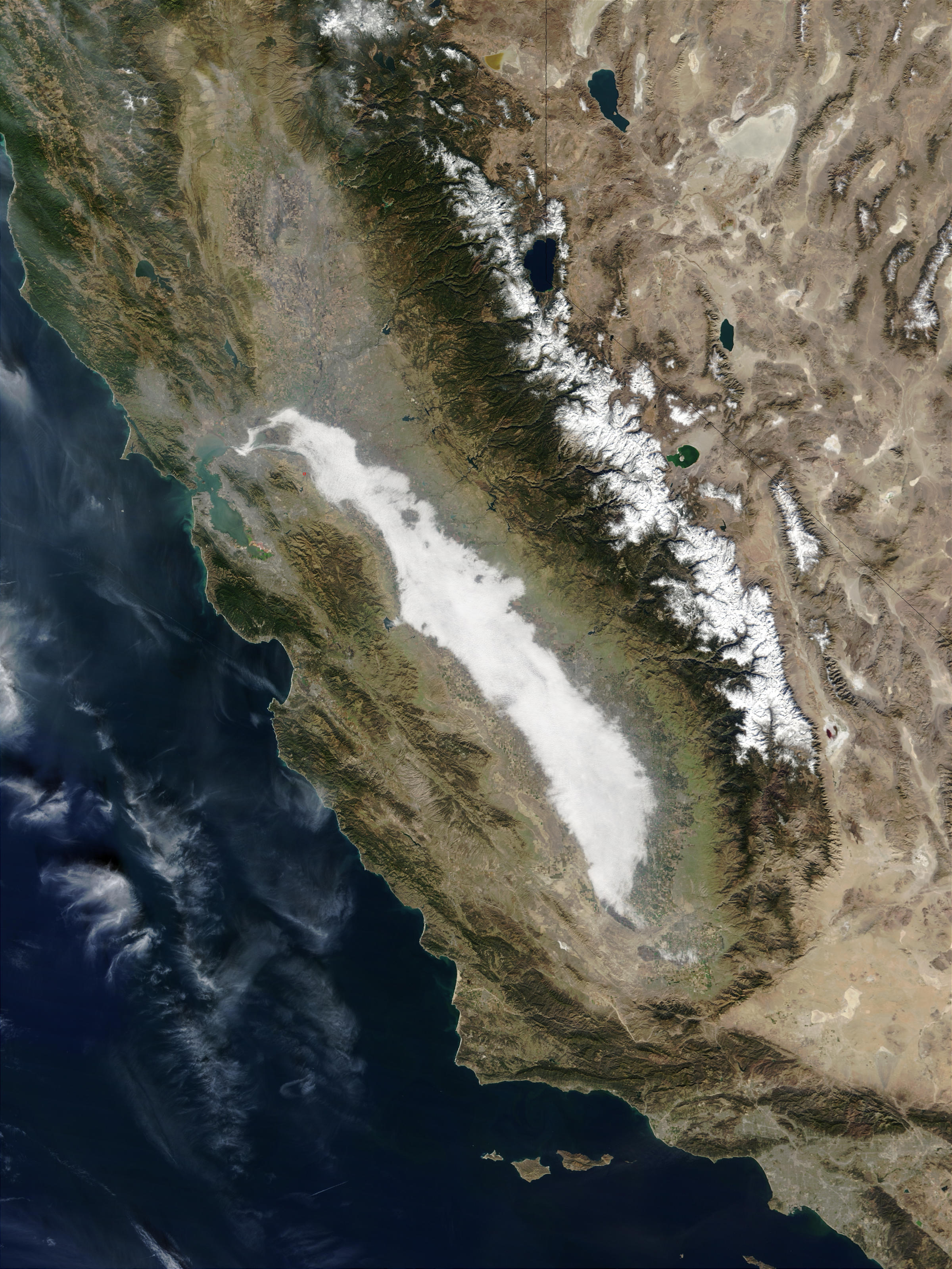 Fog in California - related image preview