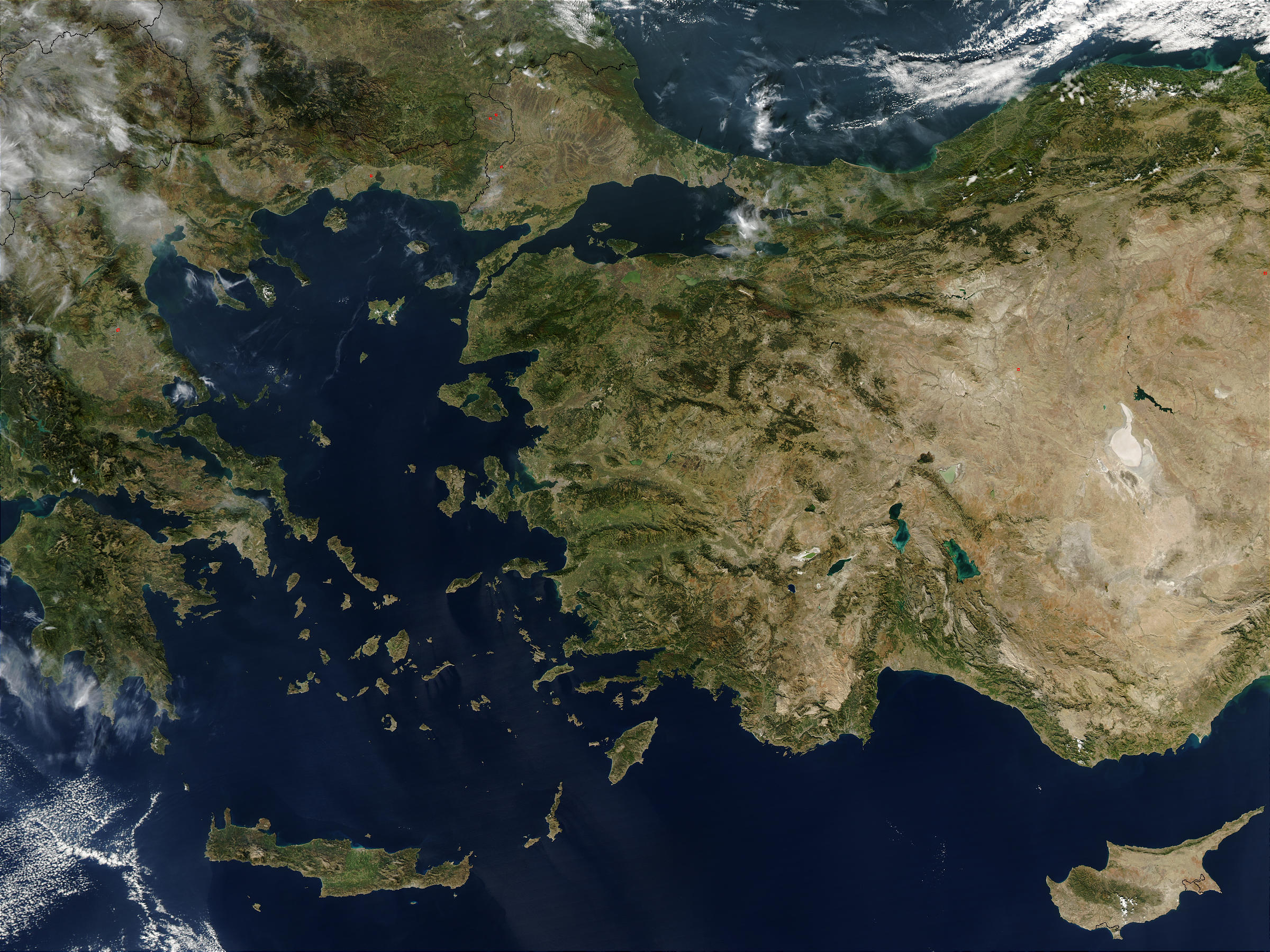 Turkey and Greece - related image preview