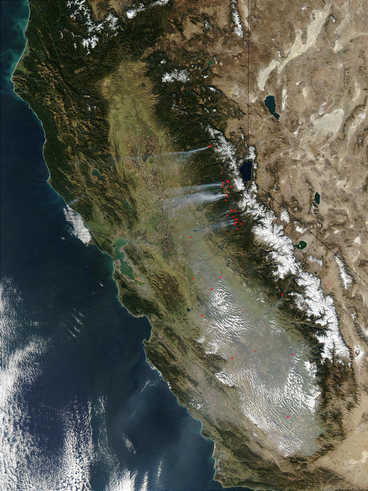 Fires in California - related image preview