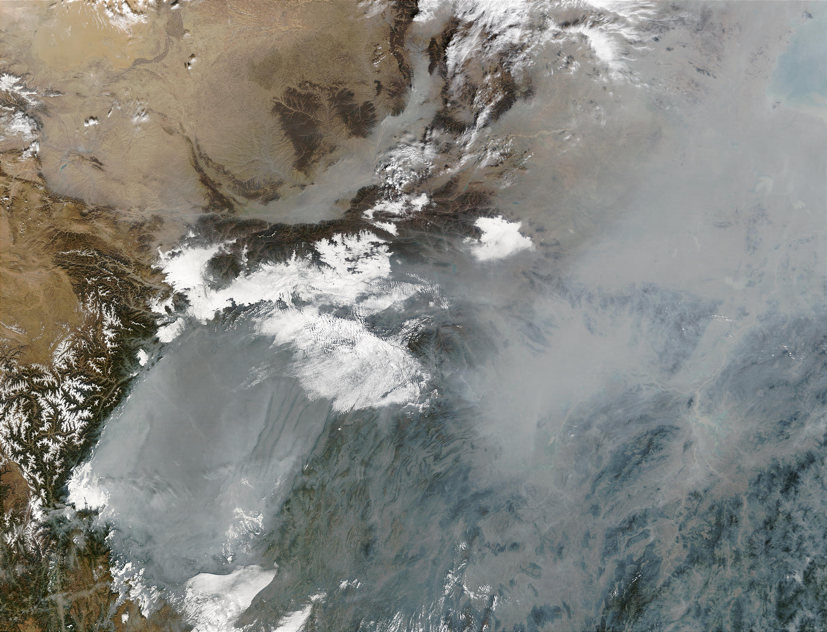 Pollution in Central China - related image preview