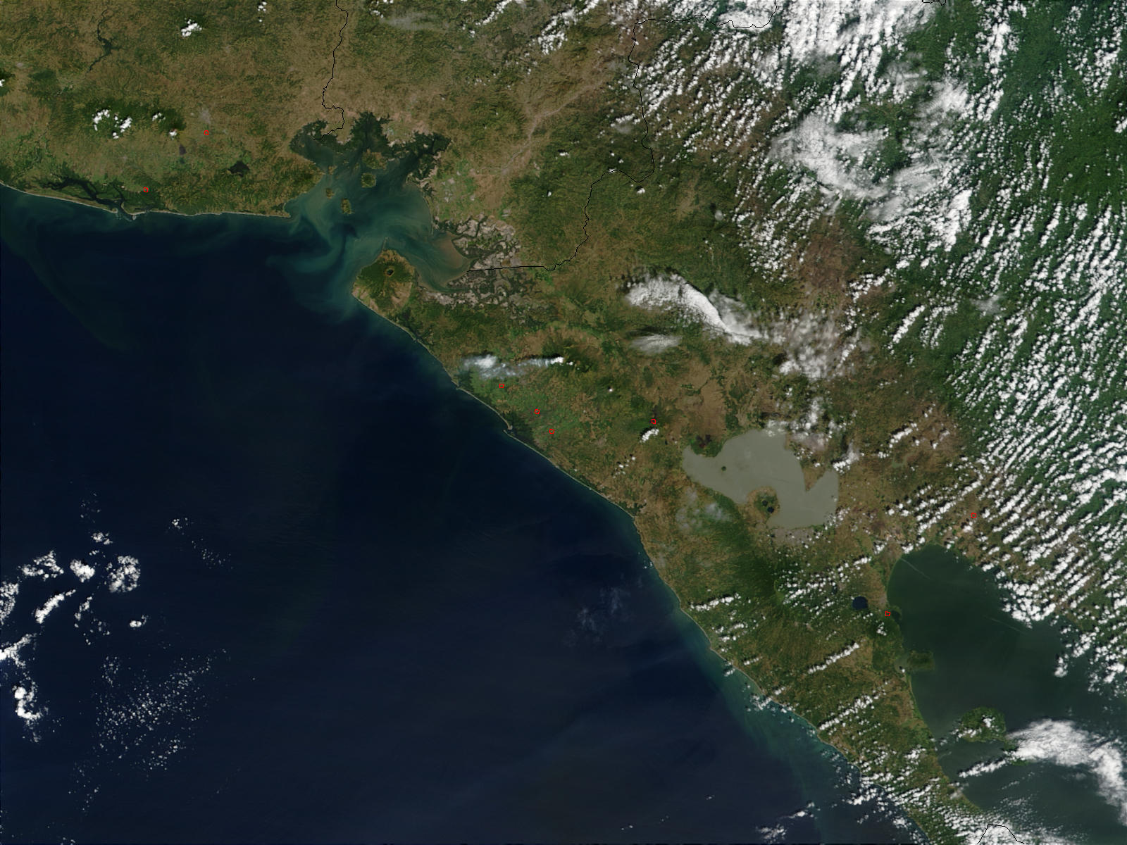 Eruption of San Cristobal in Nicaragua - related image preview