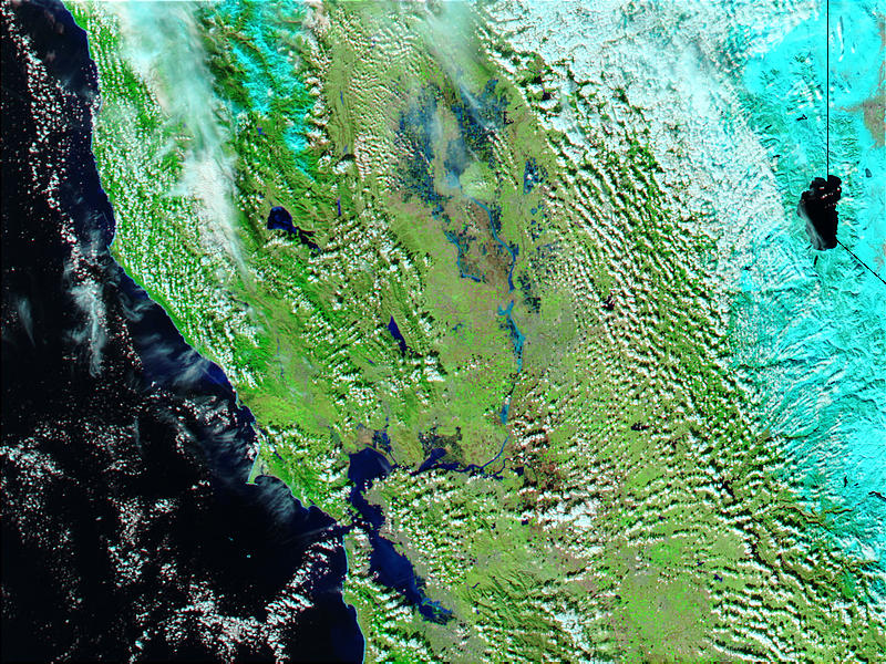 Floods in Northern California - related image preview