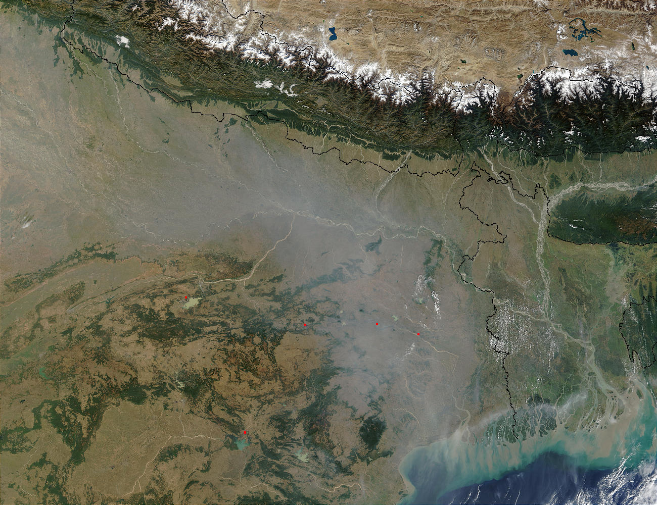 Pollution in Northeast India - related image preview