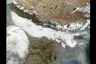Haze and smog in Northern India and Bangladesh