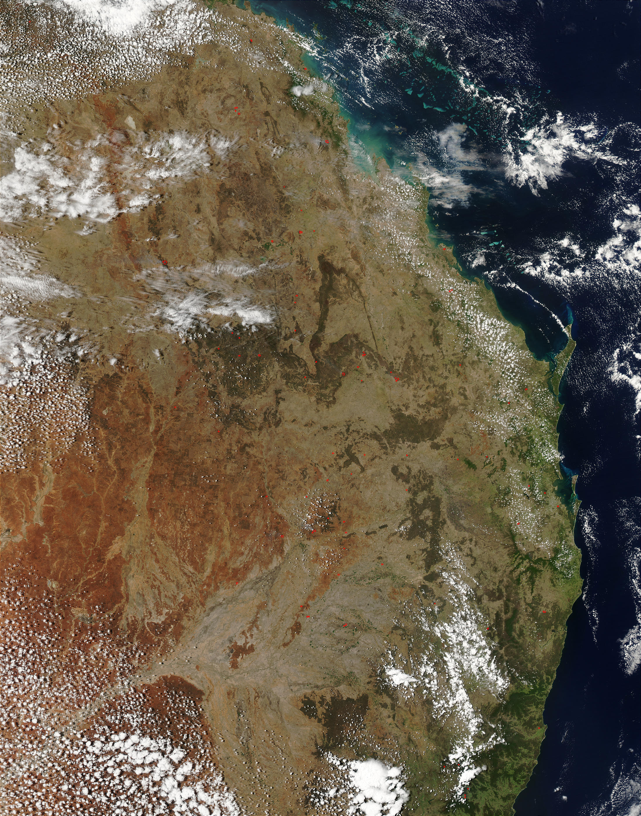 Fires in eastern Australia - related image preview