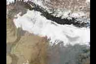 Haze and smog in Northern India and Pakistan