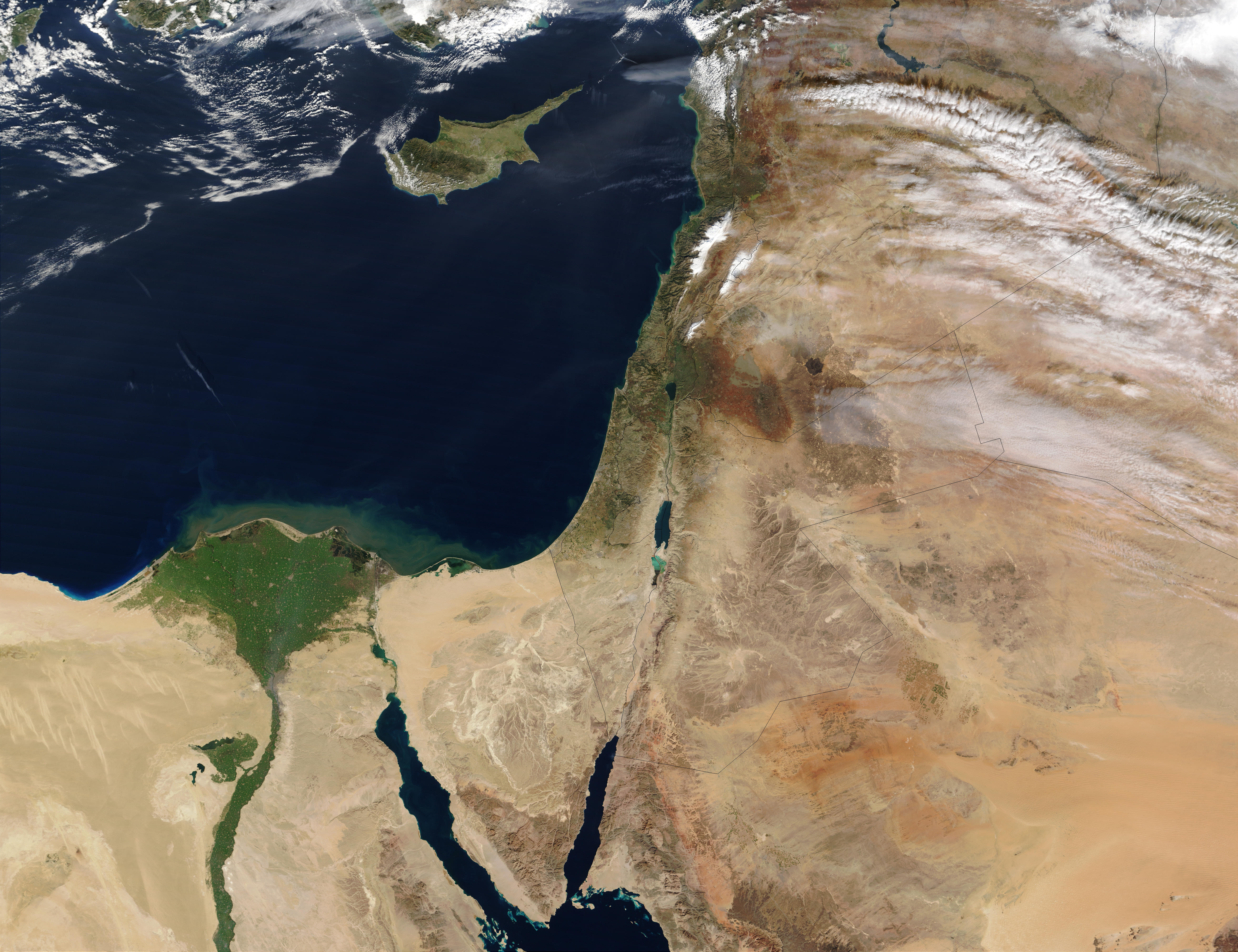 Middle East - related image preview