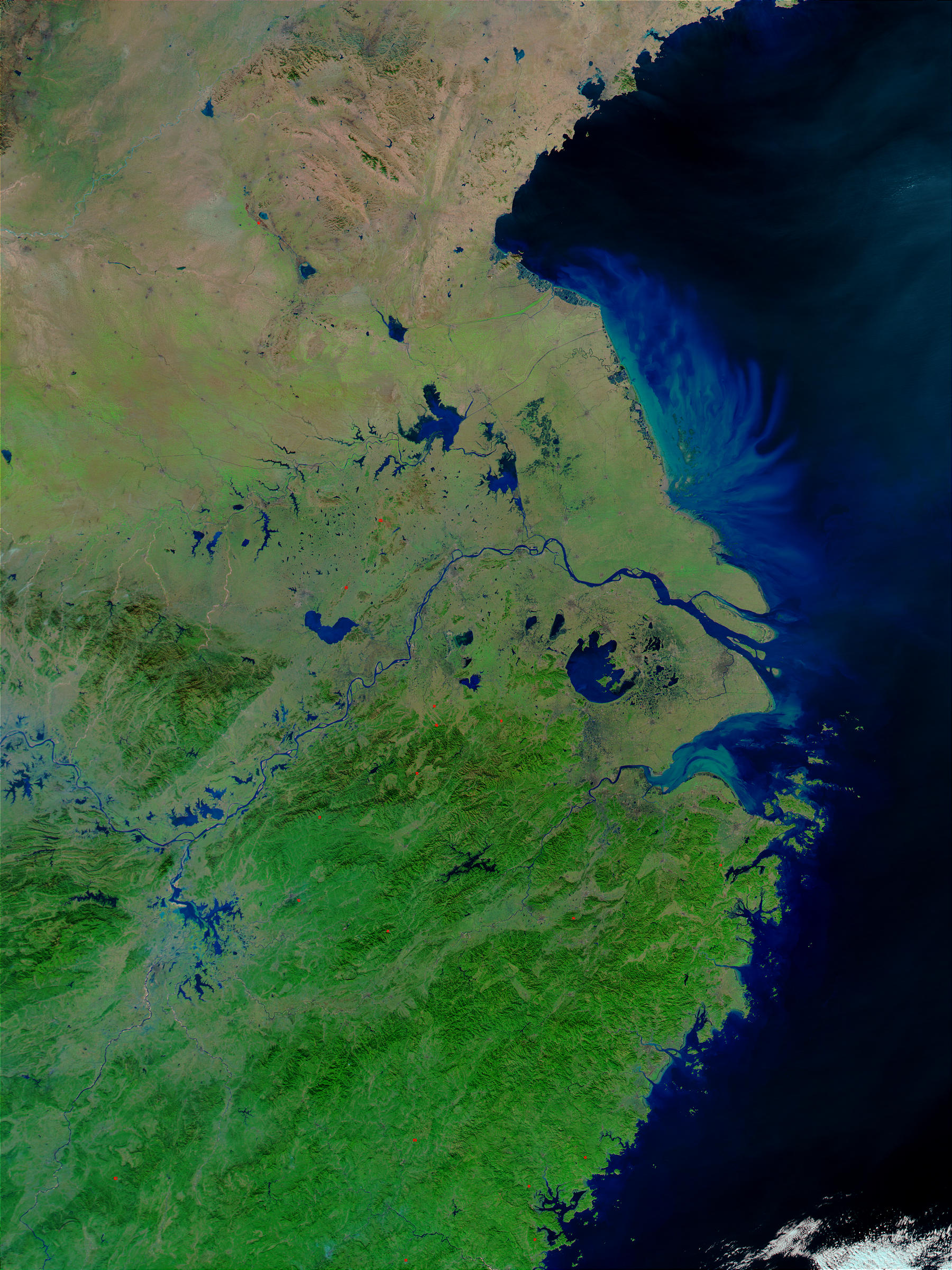 Floods in Eastern China - related image preview