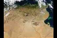 Floods in Tunisia and Algeria