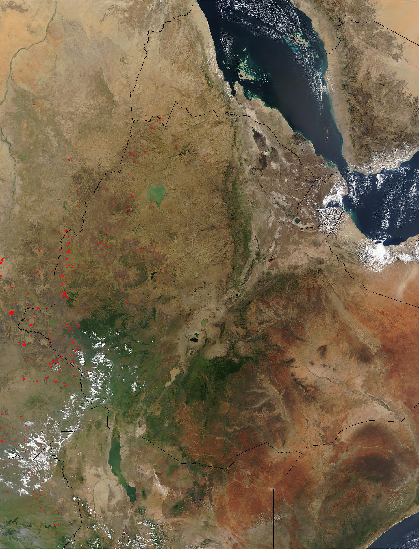 Eastern Africa - related image preview