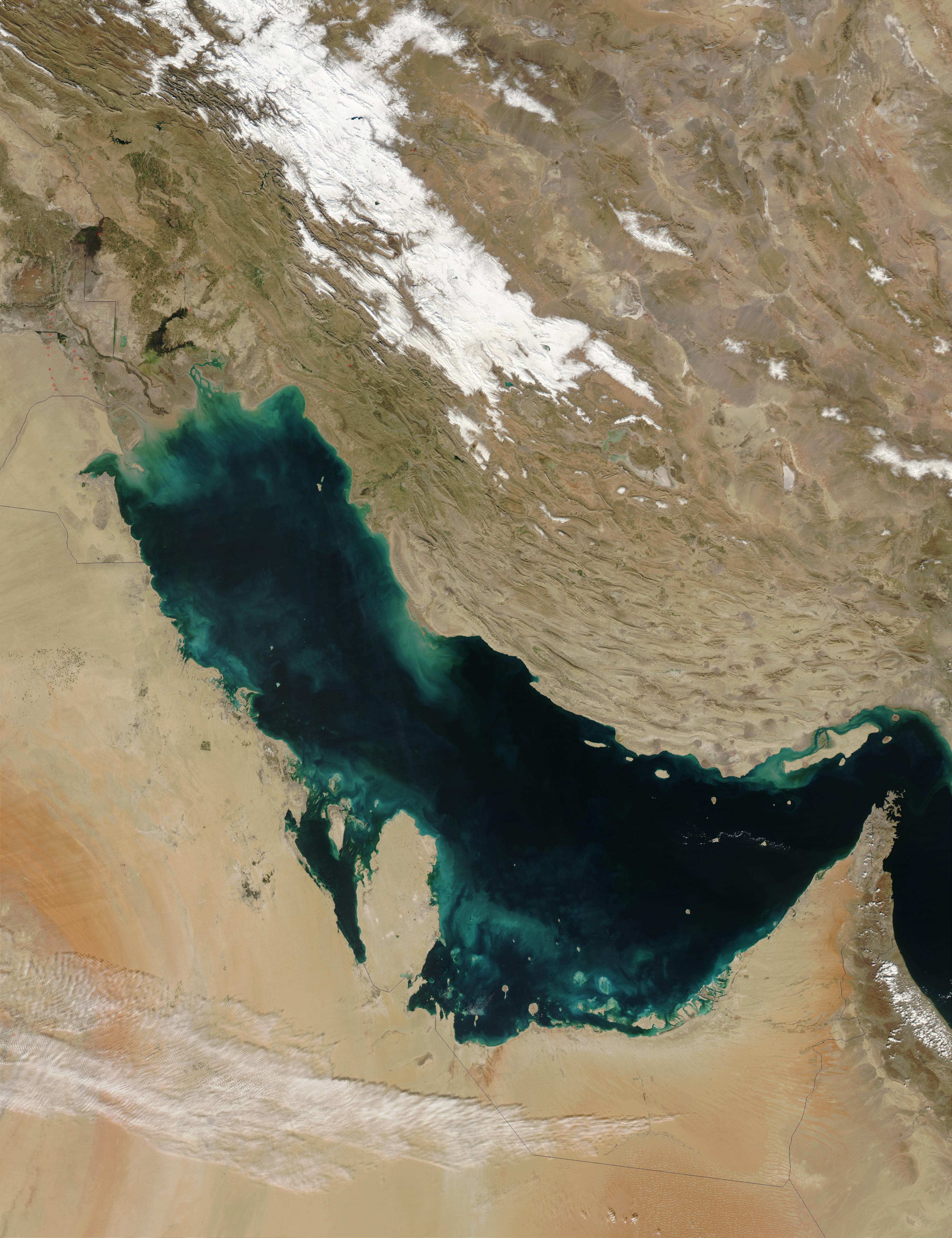 Persian Gulf - related image preview