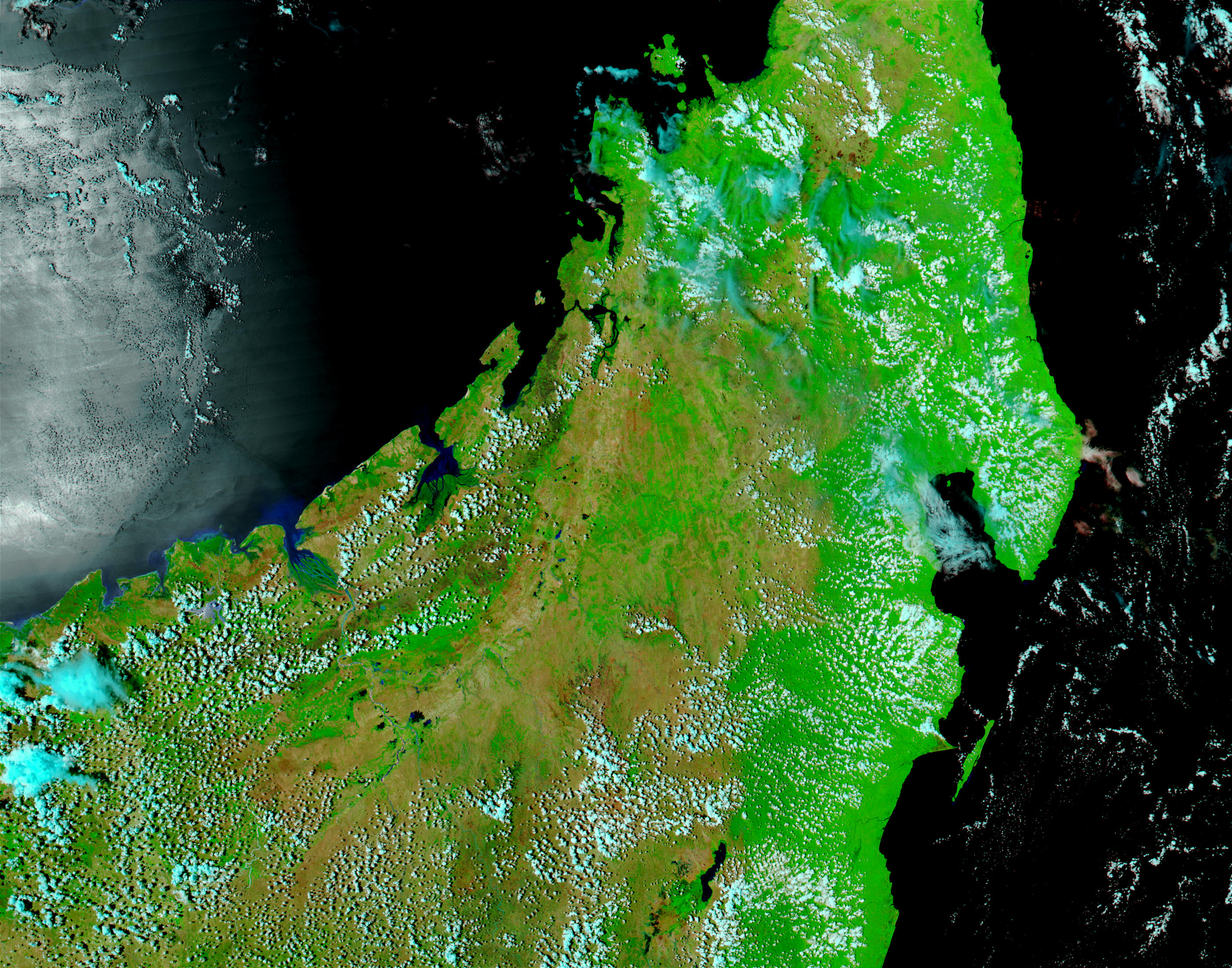 Northern Madagascar (before floods) - related image preview