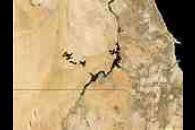 Lake Nasser and Toshka Lakes, Egypt
