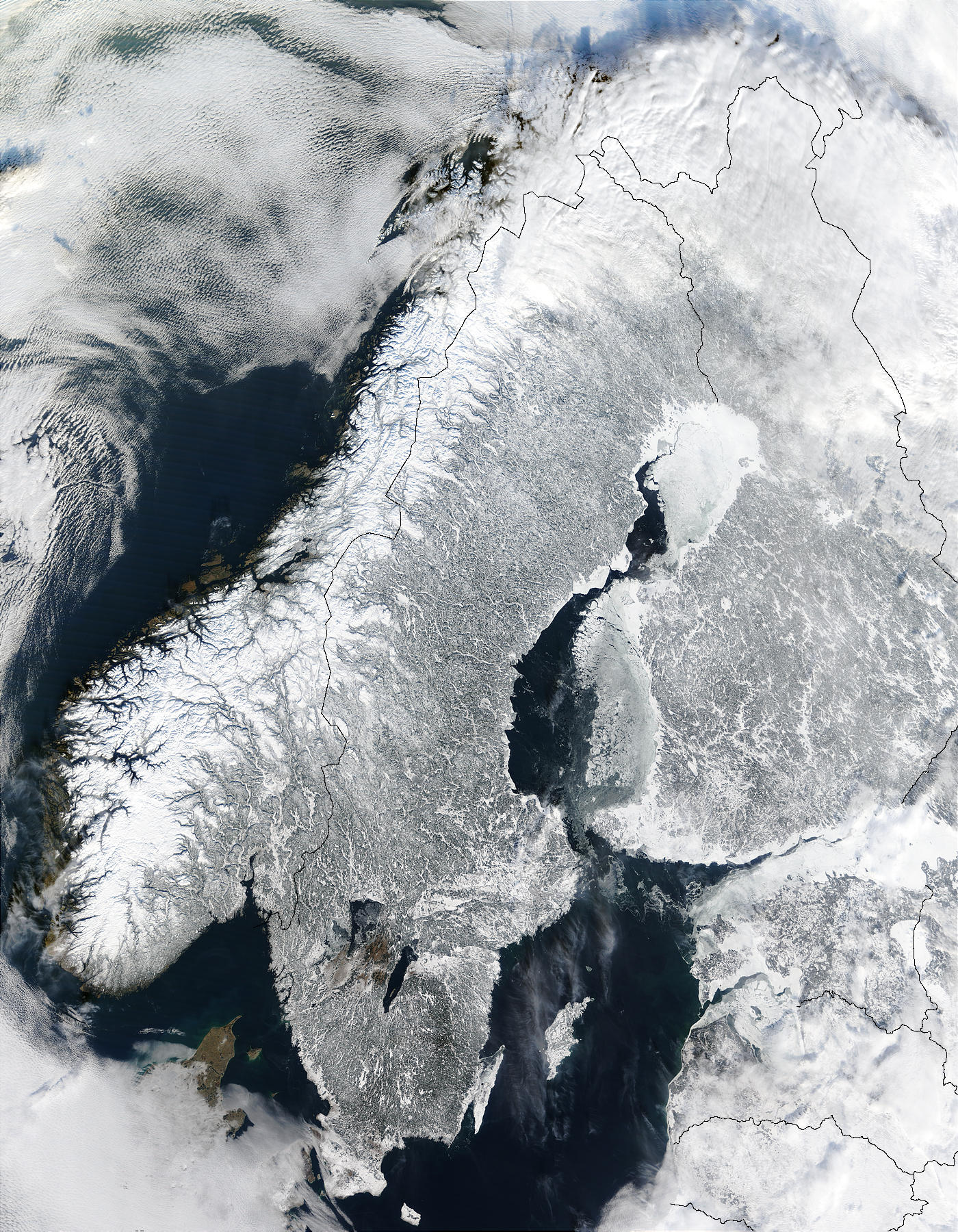 Scandinavia - related image preview
