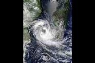 Tropical Cyclone 19S off Madagascar