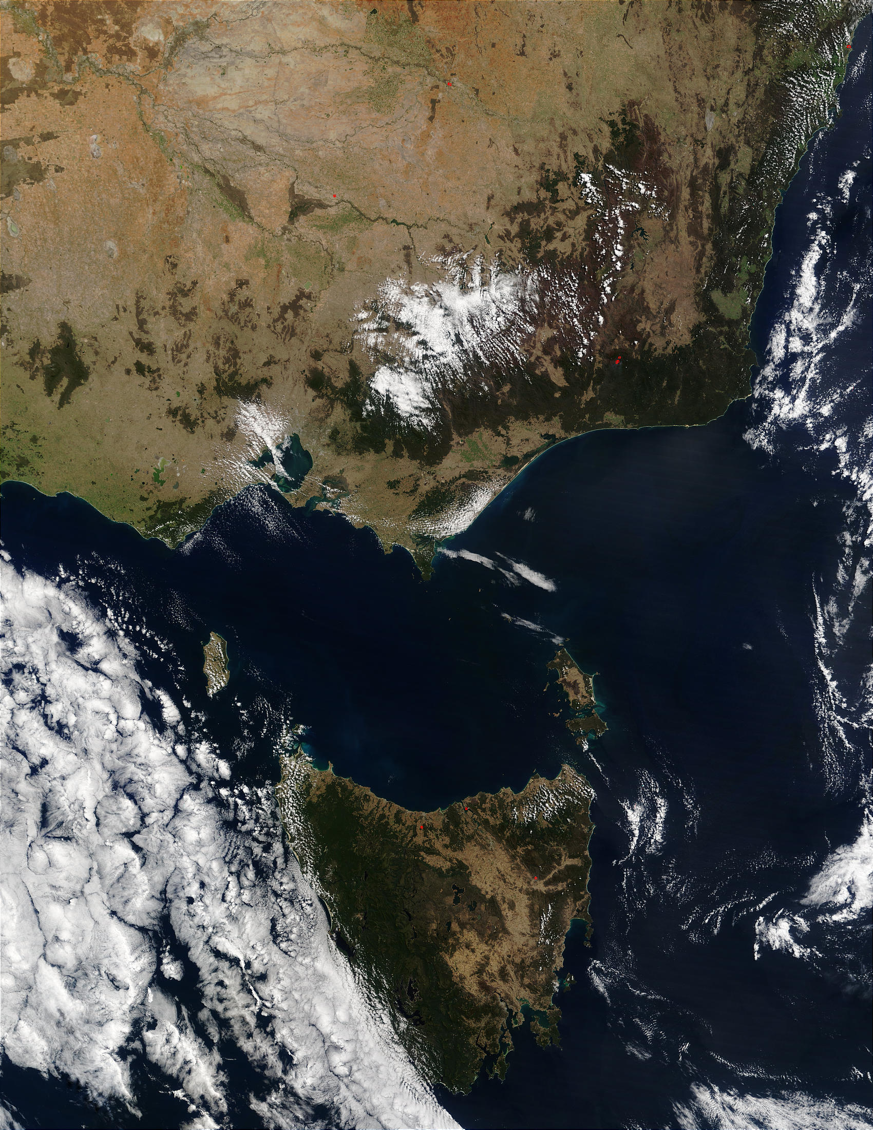 Southeastern Australia and Tasmania - related image preview