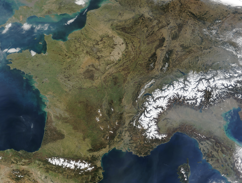 nasa visible satellite - photo #47