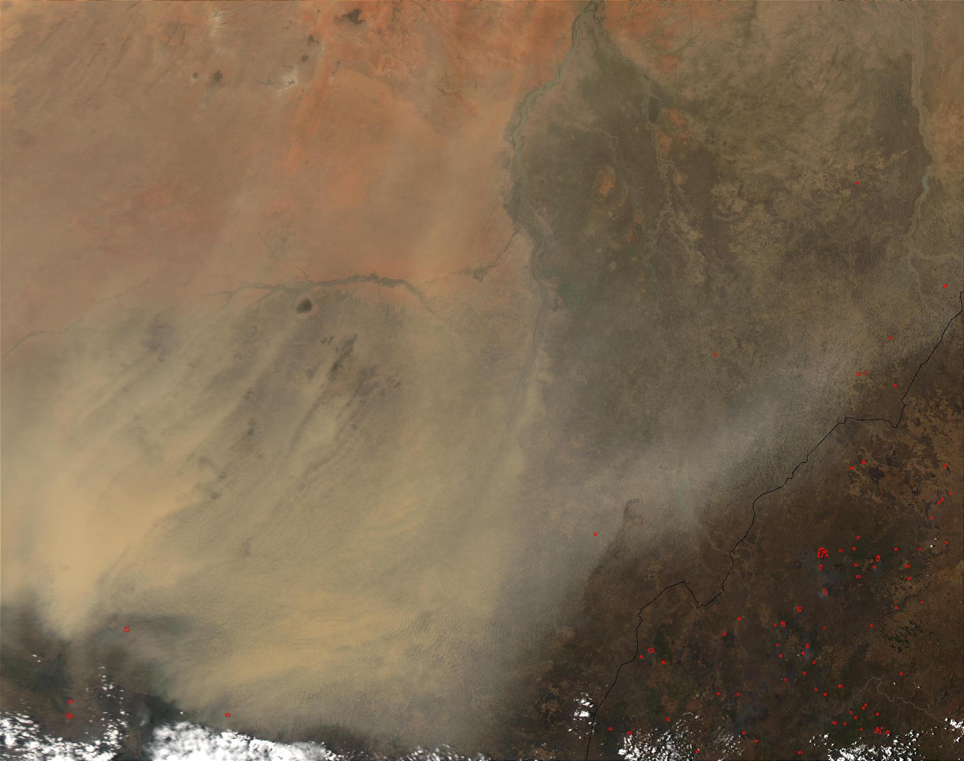 dust storms nasa - photo #9