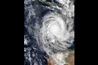 Tropical Cyclone Inigo (26S) off Northern Australia
