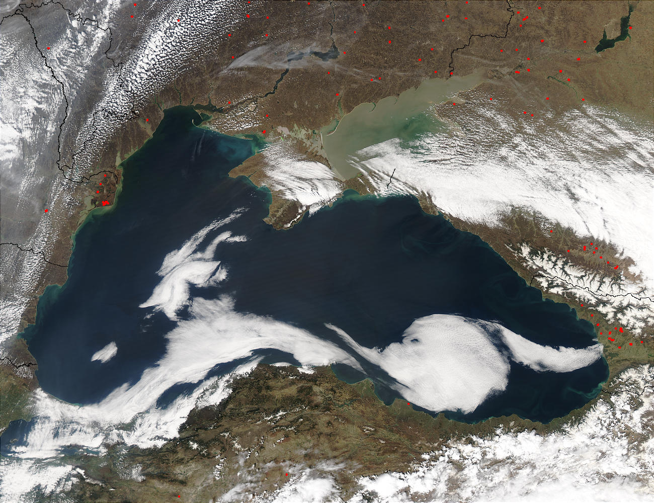 The Black Sea - related image preview