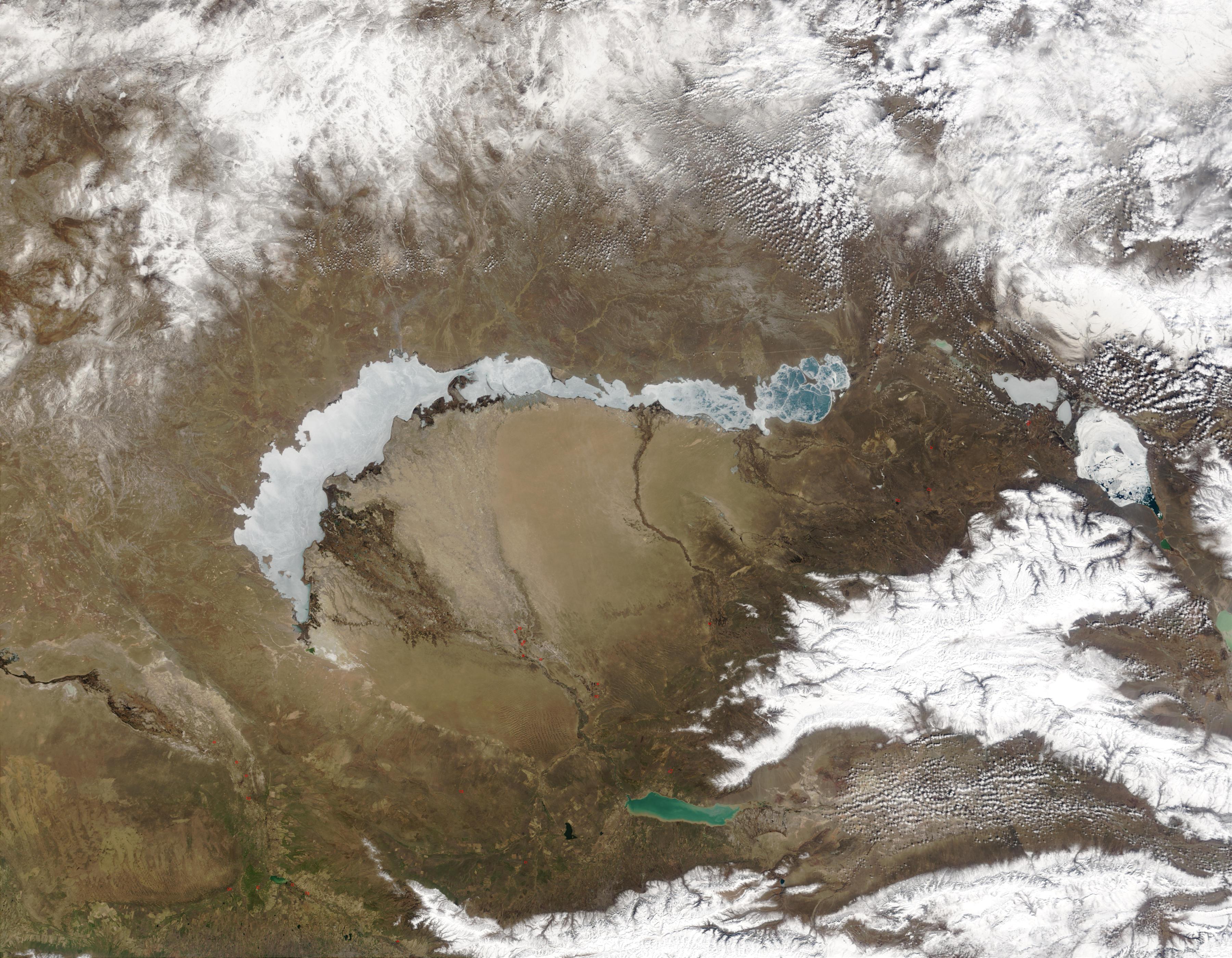 Lake Balkhash, Kazakhstan - related image preview