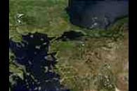 Sea of Marmara, Turkey