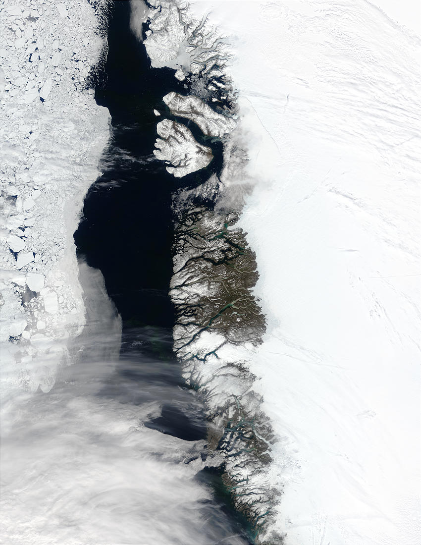 Greenland West Coast - related image preview