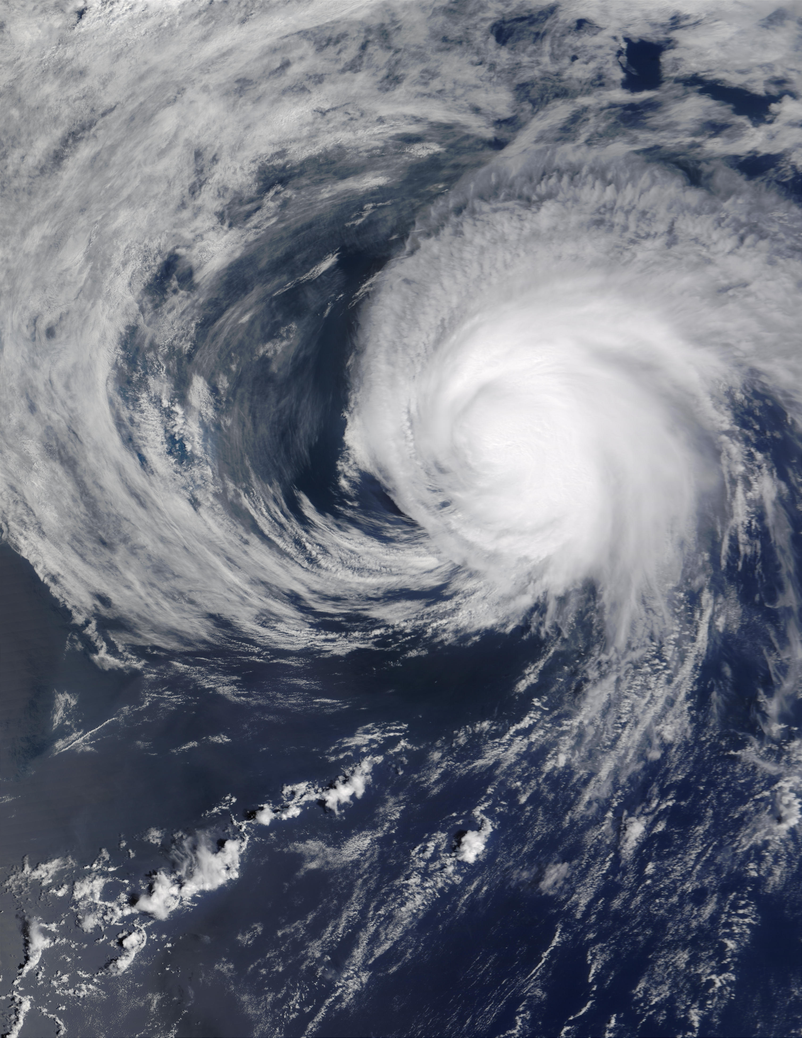 Hurricane Danny in the North Atlantic - related image preview