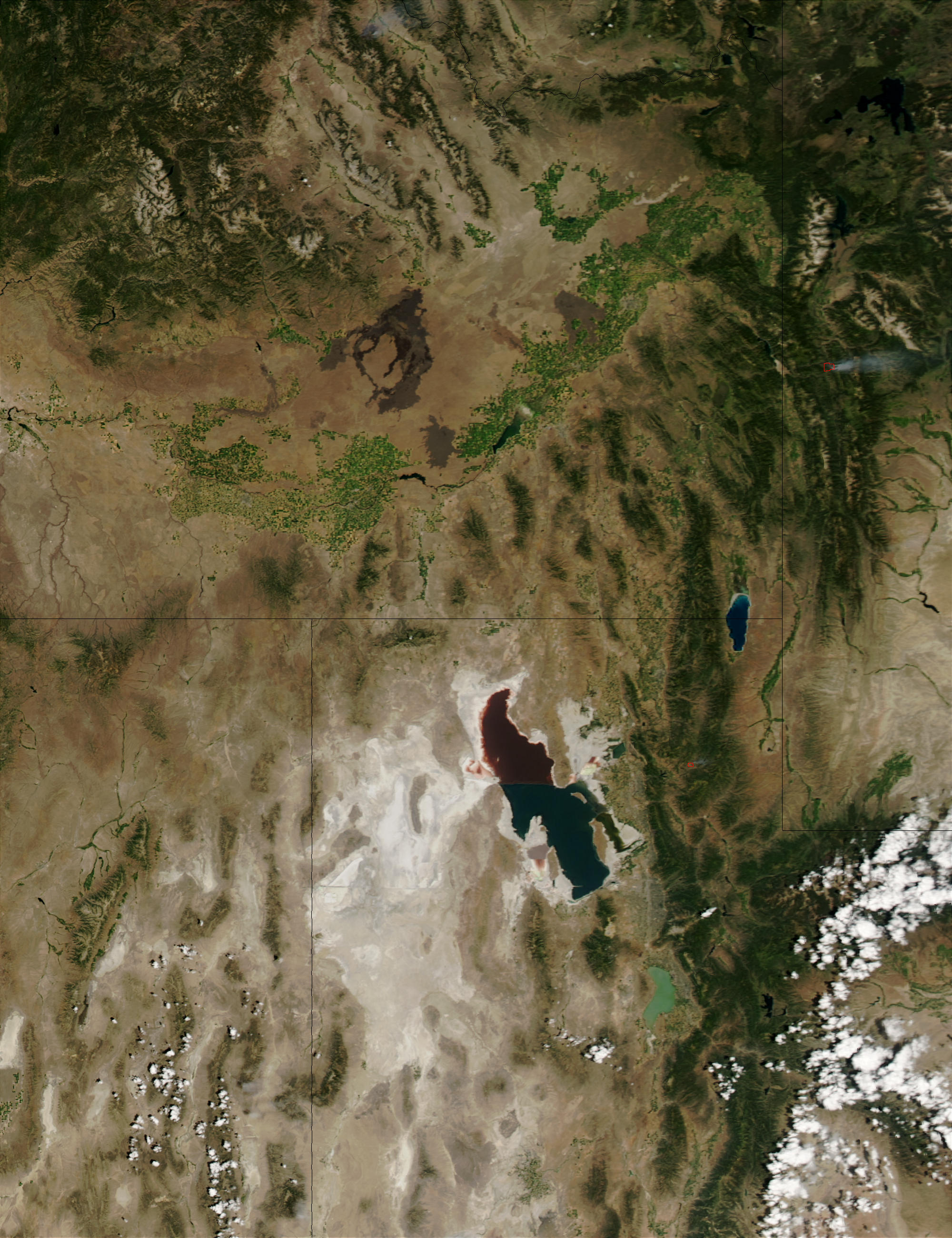 Utah before Dust Storm - related image preview