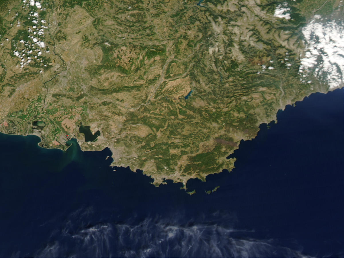 Southeast France - related image preview