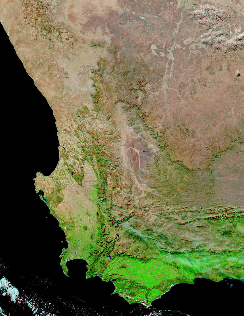 Drought in Western South Africa - related image preview