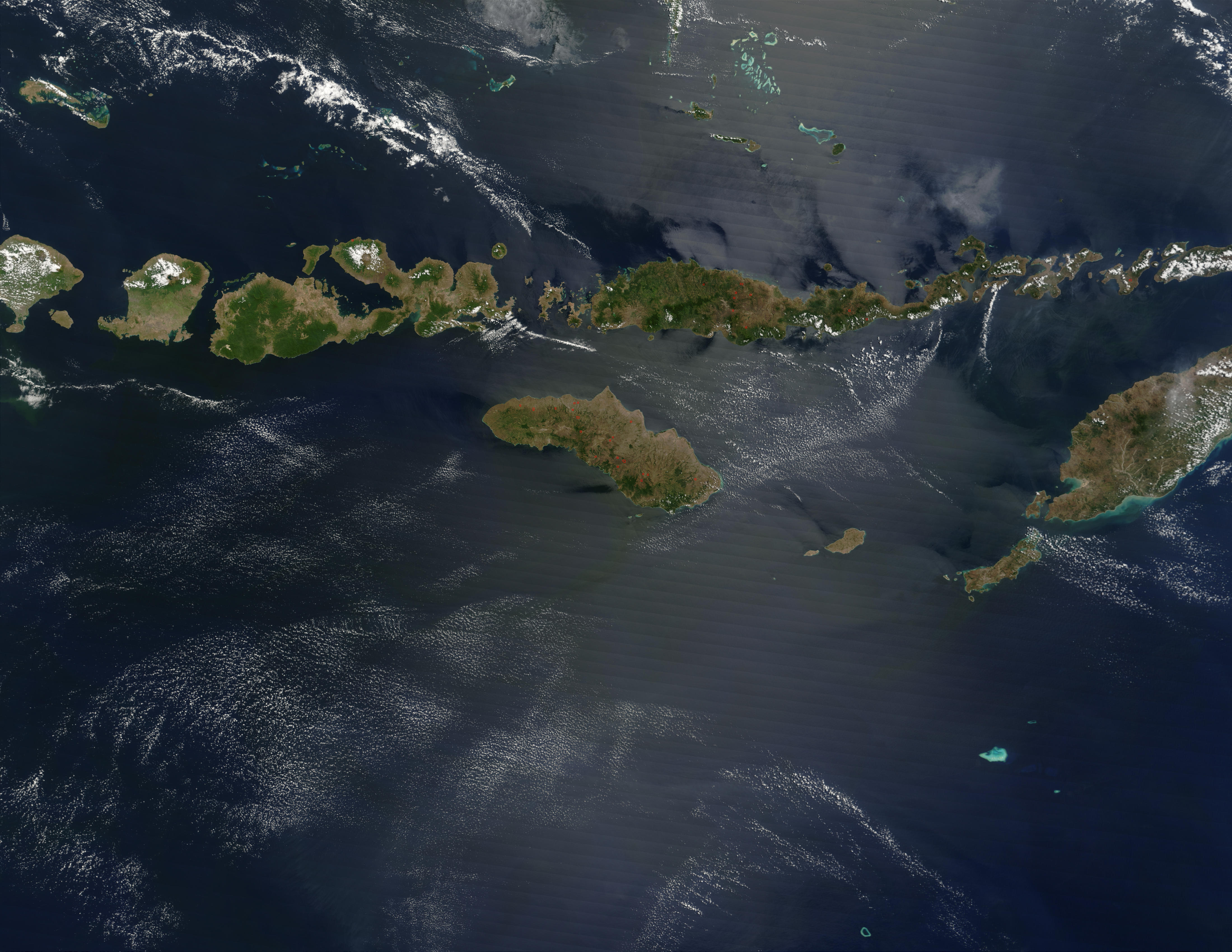 The Lesser Sunda Islands, Indonesia - related image preview