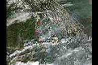 Fires in British Columbia