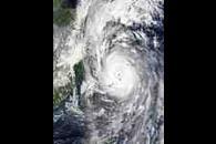 Typhoon Maemi (15W) off China