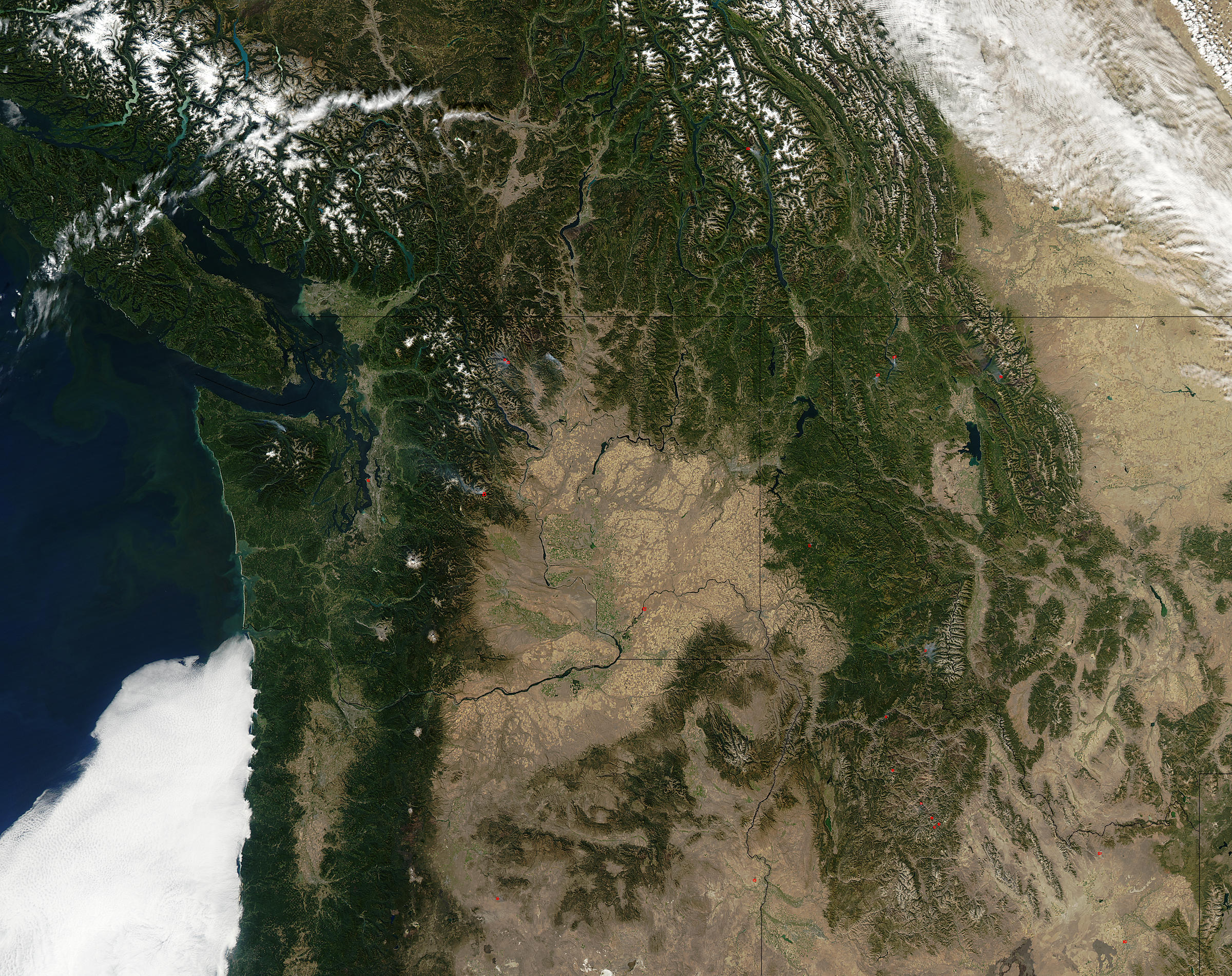 Pacific Northwest - related image preview