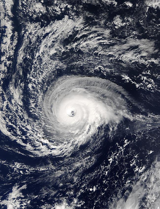 Hurricane Kate, Atlantic Ocean - related image preview