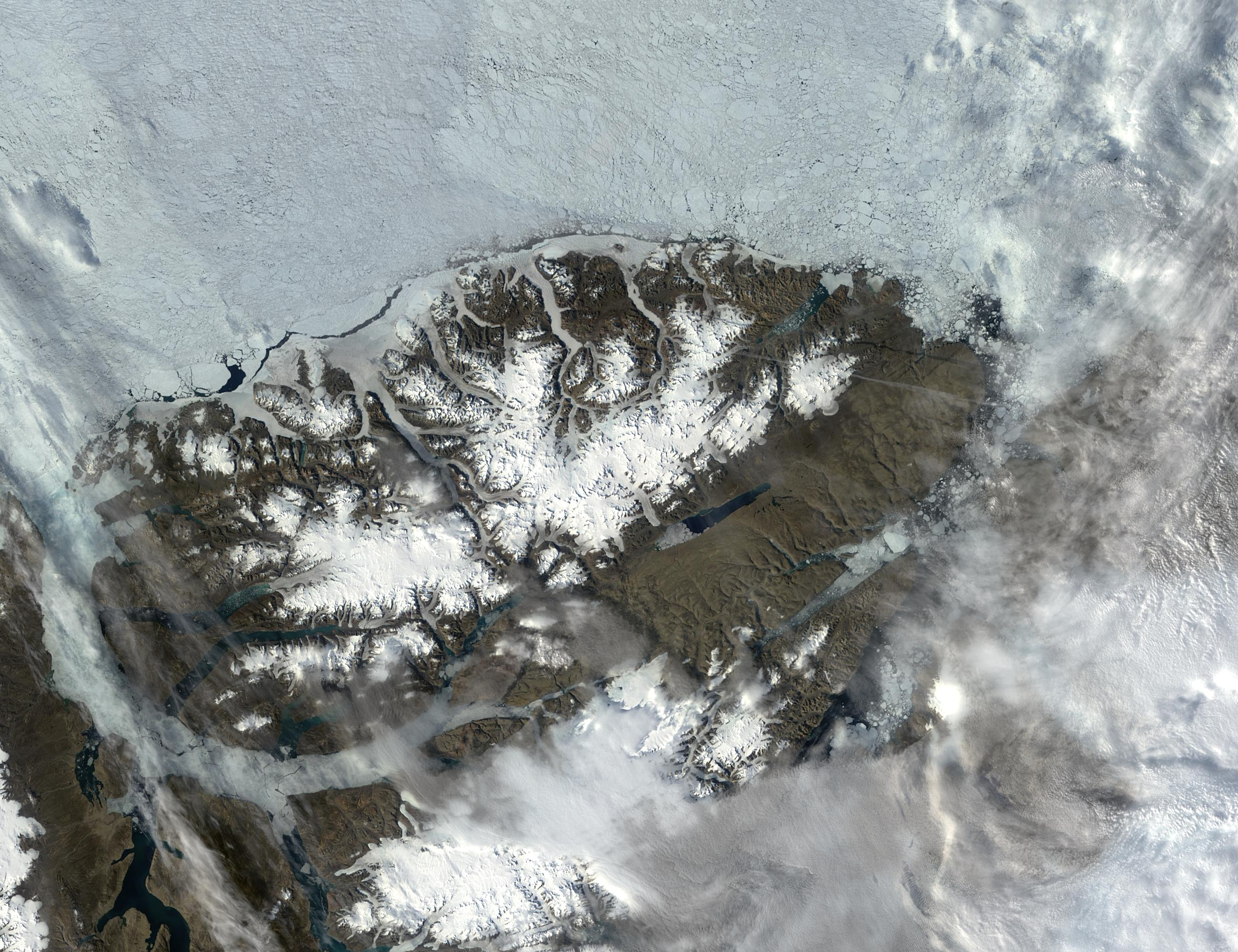 Ellesmere Island, Northern Canada - related image preview