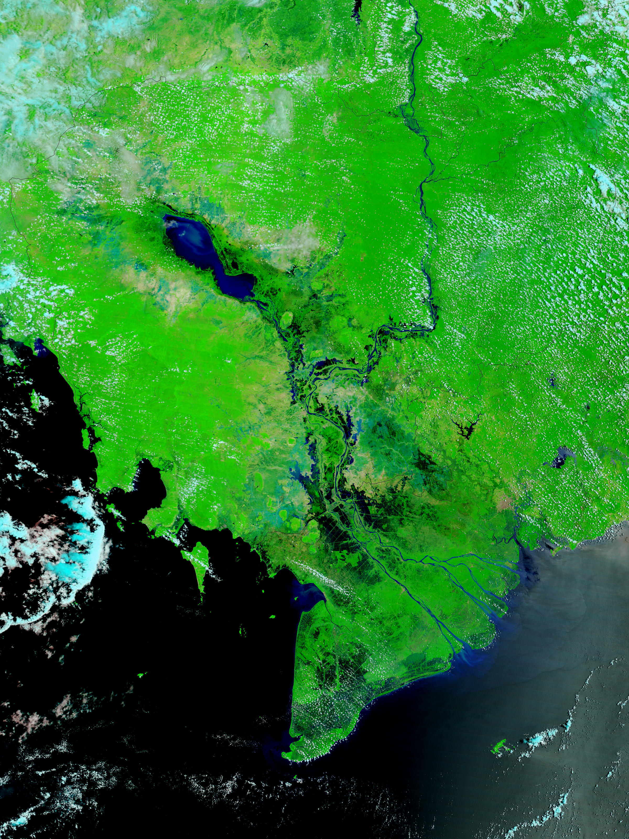 Tonle Sap (Cambodia) and the Mekong Delta (Vietnam) - related image preview