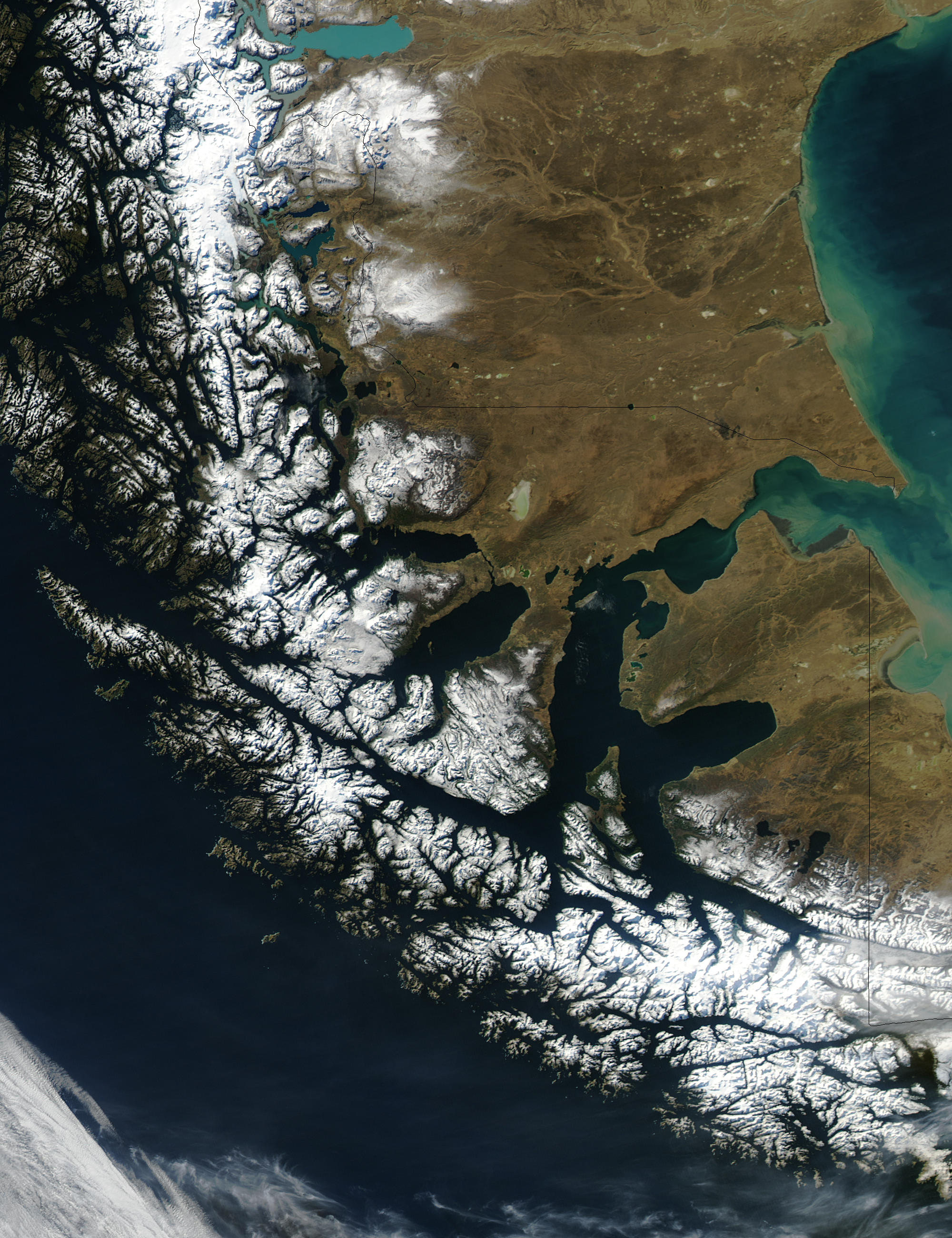 Strait of Magellan, Chile - related image preview